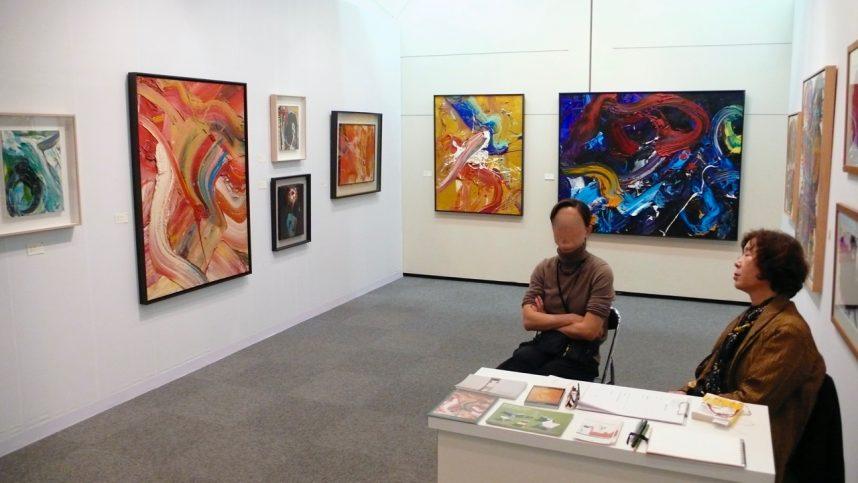 東京コンテンポラリーアートフェア2007:作品画像1