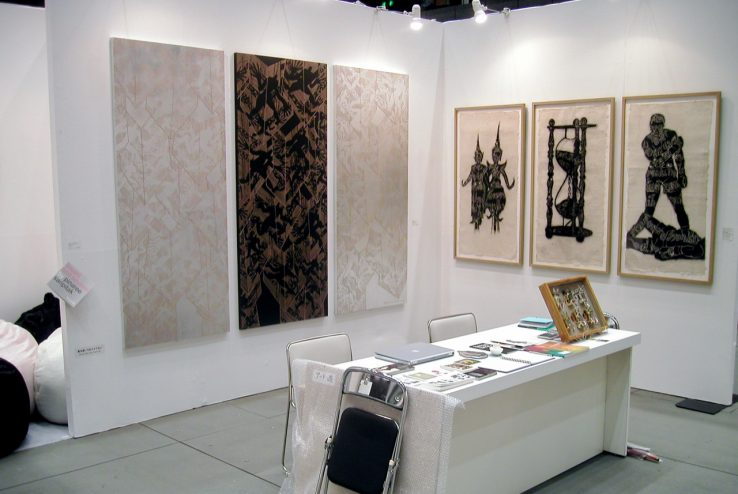 NICAF 第8回国際コンテンポラリーアートフェスティバル:作品画像4